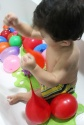 Water Balloons Sensory Play – Bath Time Fun!